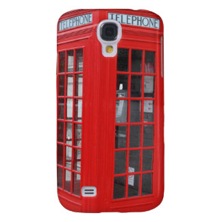 London Phone Booth iPhone Cases Galaxy S4 Covers