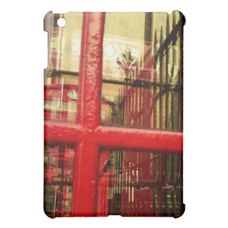 London Phone Box iPad Case