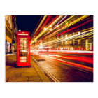 London phonebooth postcard