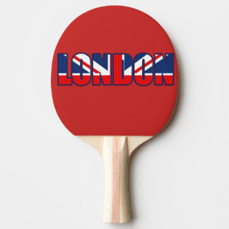 london ping pong paddle