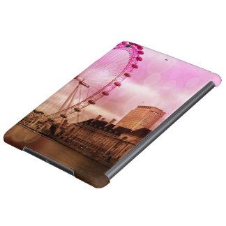 london,pink effekt.jpg cover for iPad air