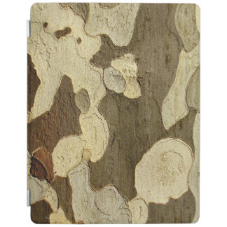 London Plane Tree Bark iPad Cover