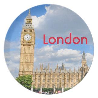 London Plates