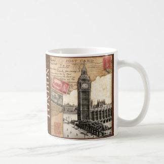 London Postmark Coffee Mug