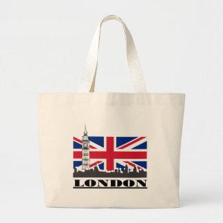 London Pride Large Tote Bag