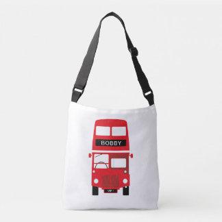 London Red Bus Cross Over Bag