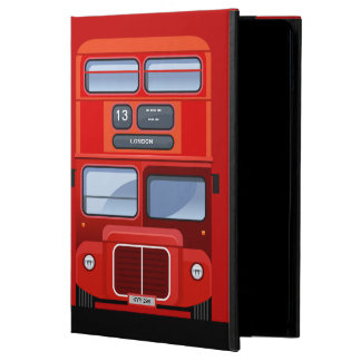 London Red Double Decker Bus iPad Air Case