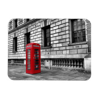 London Red Phone Box Magnet