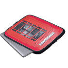 London Red Telephone Box Laptop Sleeve