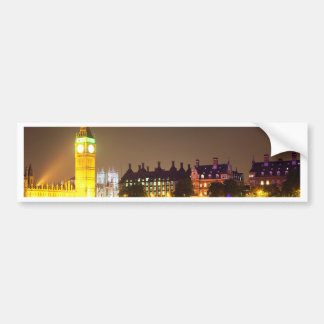 London River Boats - Photography Bumper Stickers