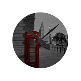 London Round Clock