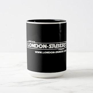 London-Sabers mug