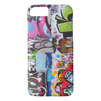 London Skate Park Abstract iPhone 7 Case