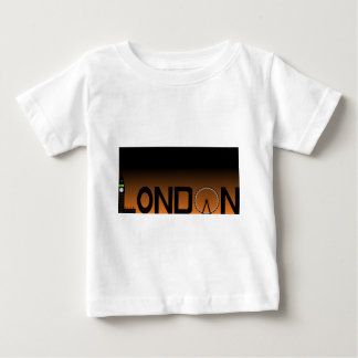 London skyline baby T-Shirt