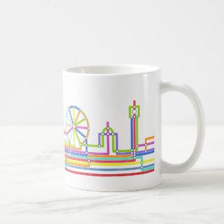 London Skyline Classic Mug