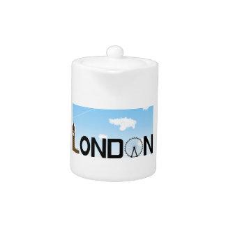 London Skyline Daytime