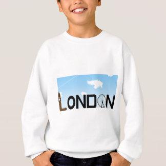 London Skyline Daytime Sweatshirt