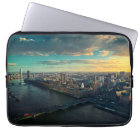 London skyline laptop sleeve