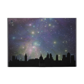 London skyline silhouette cityscape iPad mini covers