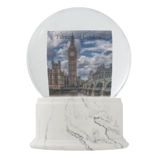 London Snow Globe  (Day scene)