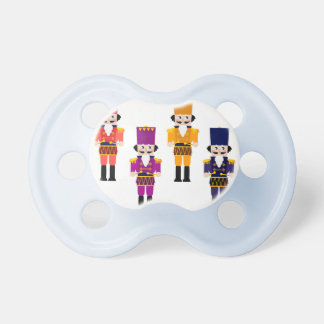 London soldiers baby pacifier