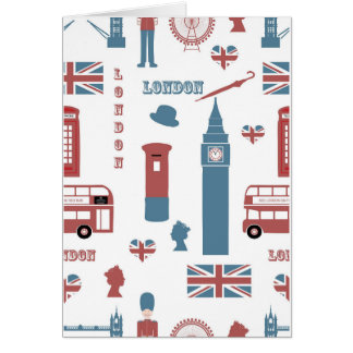 London Special Card
