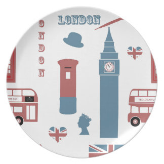 London Special Plate