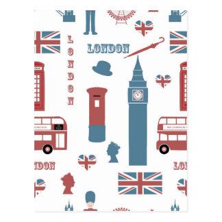 London Special Postcard
