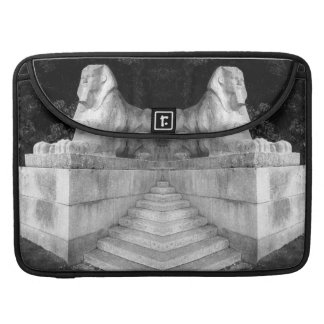 London Sphinx Sleeve For MacBook Pro