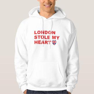 London Stole My Heart Hoodie