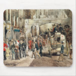London Street, 1869 Mouse Pad