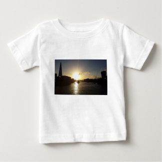 London Sunset Baby T-Shirt