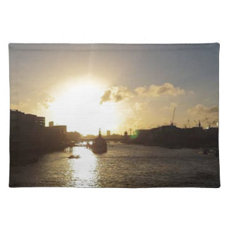 London Sunset Placemat