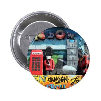 London Symbol 6 Cm Round Badge