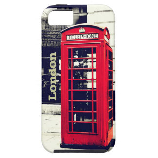 London Telephone Booth Case iPhone 5 Cases