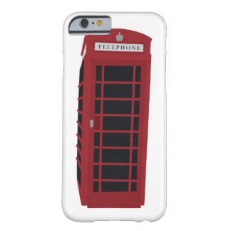 London Telephone Booth iPhone 6/6s Case