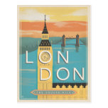 London - The Square Mile Postcard