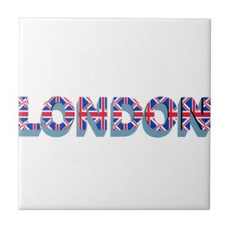 London Small Square Tile