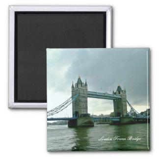 London Tower Bridge Magnet