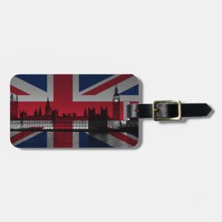 London Travel Tag