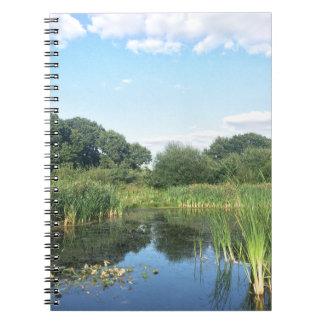 London - UK Summer 2016 Spiral Notebook