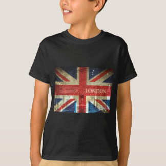 London Union Jack T-Shirt