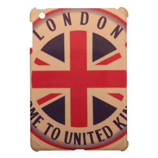 London - Union Jack - Welcome to United Kingdom iPad Mini Covers