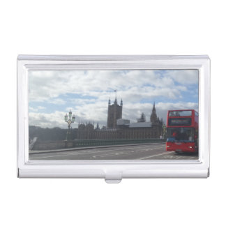 London View Business Card Holder