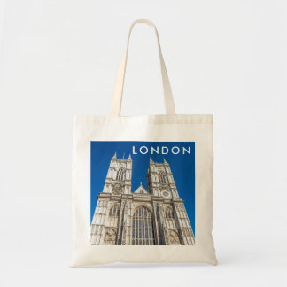 London Westminster Abbey tote bag
