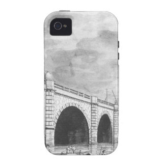 London: Westminster Bridge under Repair Canaletto iPhone 4/4S Cover