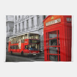 london with a touch of colour towels