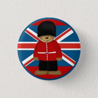 Londonbeary 3 Cm Round Badge