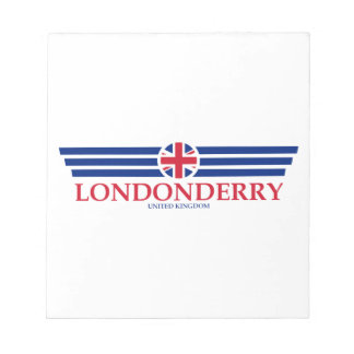 Londonderry Notepad