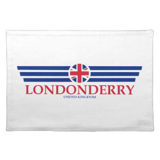 Londonderry Placemat